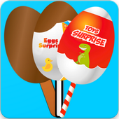 Surprise Lollipop Eggs icon