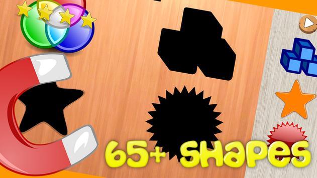 Shapes Puzzles 2 screenshot 3