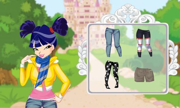 Dress-Up Musa Winx screenshot 1