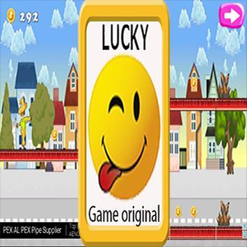 lucky game run apk screenshot