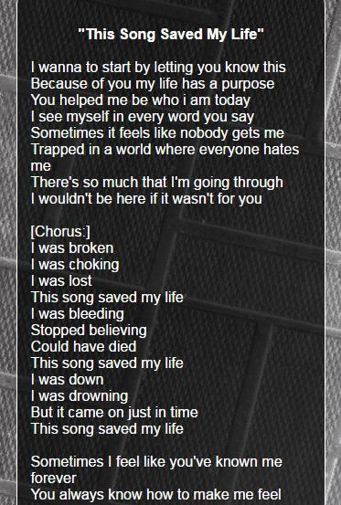 Simple Plan Lyrics for Android - APK Download