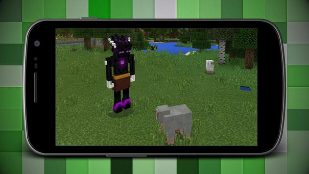 Admin Boss Mod for Minecraft MCPE apk screenshot