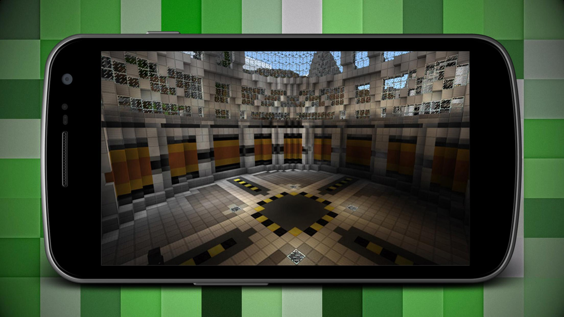 Diamond Lab PE Map for Minecraft MCPE for Android - APK Download