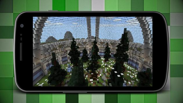 Minecraft pe maps huge tn city map with download mcpe 1. 0.