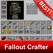 Mod of Fallout Crafter Addon for MCPE icon
