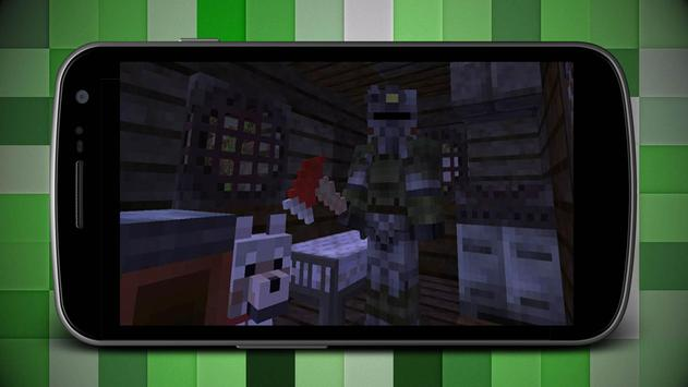 Mod of Fallout Crafter Addon for MCPE screenshot 10