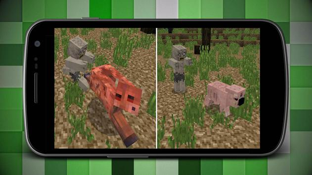 Mod of Fallout Crafter Addon for MCPE screenshot 3