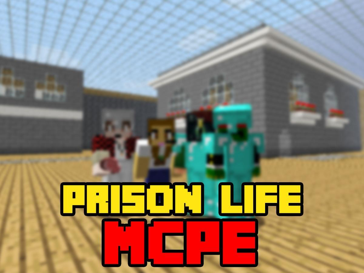 Prison Life Roblox Mod For Mcpe For Android Apk Download