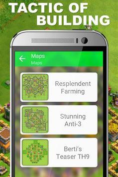 War Maps for Clash of Clans screenshot 1
