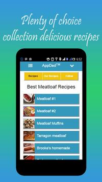 Best Meatloaf Recipes screenshot 4