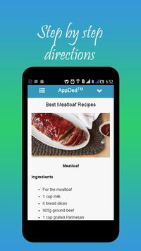 Best Meatloaf Recipes screenshot 7