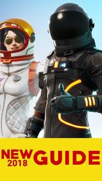 Fortnite: Battle Royale Guide 2018 poster