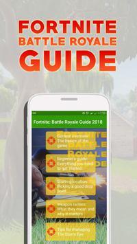 Fortnite: Battle Royale Guide 2018 screenshot 3