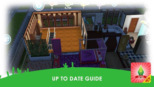 Cheats and Guide 2018 for The Sims Free Plays poster