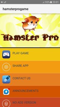 Hamster Pro poster