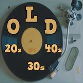 20s 30s 40s 50s 60s 70s 80s 90s Music Oldies Radio icon
