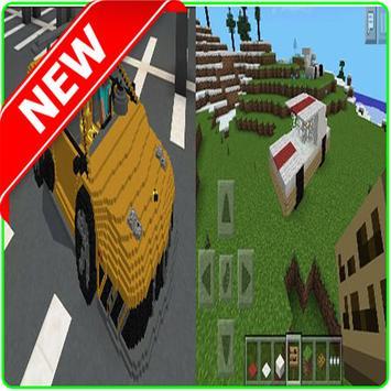 best minecraft car apk screenshot