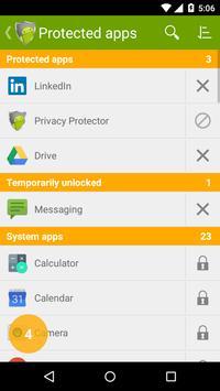 Privacy Protector screenshot 5