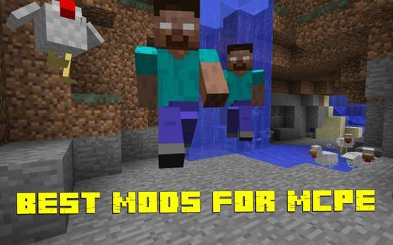 Best Mods for MCPE apk screenshot