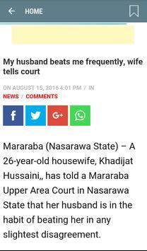 Nigeria News screenshot 2