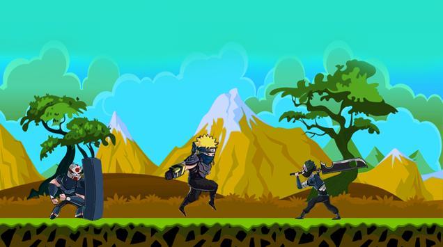 Ninja Runner Adventure apk screenshot