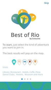 Best of RJ - Just the best places to enjoy Rio (Unreleased) poster