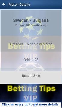 Best Betting Tips VIP apk screenshot