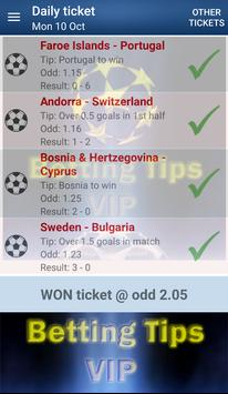 Best Betting Tips VIP poster