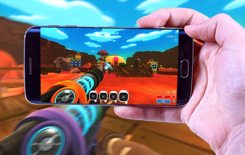 New SLIME RANCHER Game for Android - APK Download
