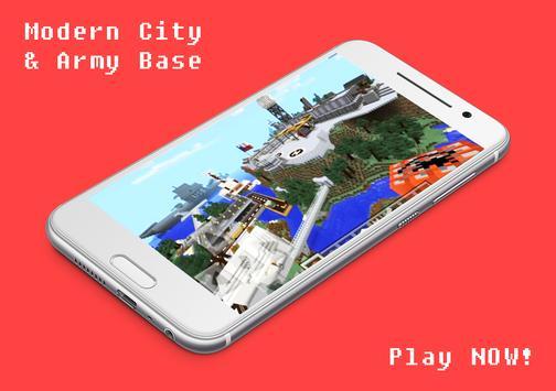 Best City Maps for Minecraft PE screenshot 6