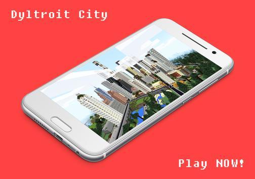 Best City Maps for Minecraft PE screenshot 7