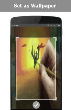 Acrylic Painting Tutorial apk screenshot