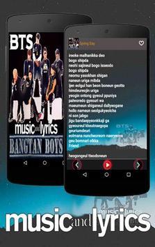 BTS Song Bangtan Boys screenshot 2