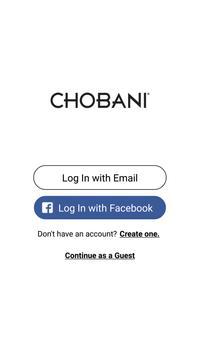 Chobani poster