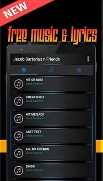 Jacob Sartorius Music & Lyrics : Skateboard poster