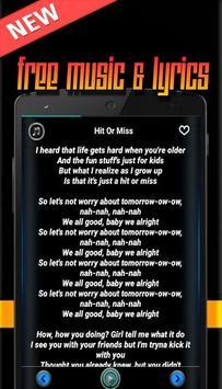 Jacob Sartorius Music & Lyrics : Skateboard apk screenshot