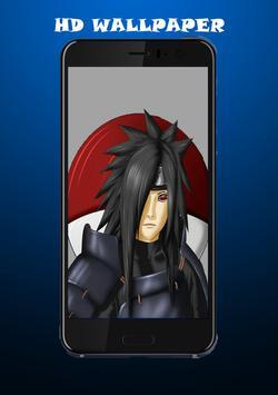 Uchiha Wallpapers HD apk screenshot