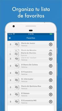 Prensa de Mexico screenshot 2