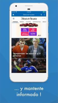 Prensa de Mexico apk screenshot