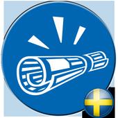 Sweden News - Svenska Nyheter SVT icon