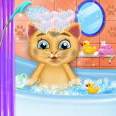 Cute Kitten Daycare & Beauty Salon icon