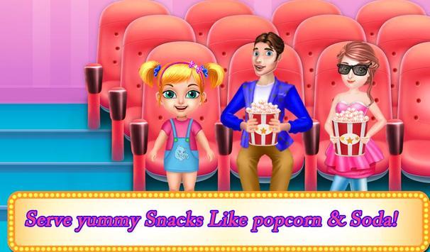 Cinema Movie Night Kids Party screenshot 1