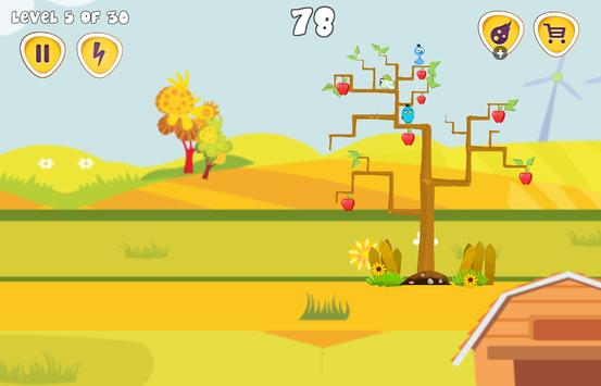 Flying Chickens apk screenshot
