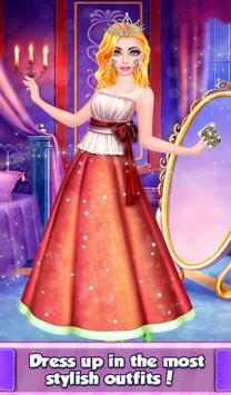 Princess Makeover Fairy Tale apk screenshot