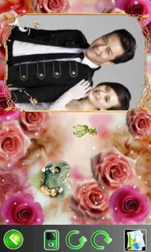 Romantic Photo Frames screenshot 3