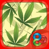 Weed Ganja GO Launcher Theme icon