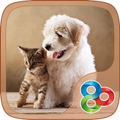 Home Animals for GO Launcher icon
