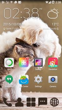 Home Animals for GO Launcher screenshot 1
