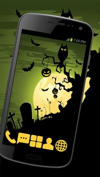 Graveyard - GO Launcher Theme poster