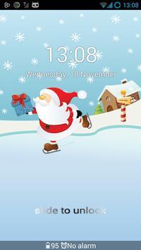 go locker theme reindeer gifts apk download   free